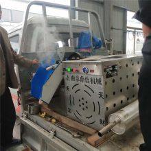 东北4缸新款膨化机成型效果好 暗仓型双料斗红小豆高粱麻花型膨化机生产厂家