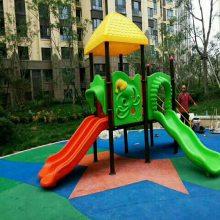 宜昌组合滑梯品质优良,幼儿园娱乐设施质量好,奥博体育器材