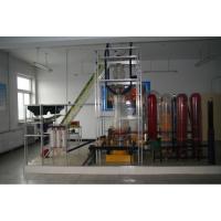 电弧炉的炉体结构模型