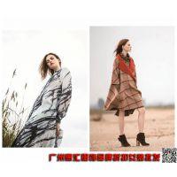 广州哲迪品牌女装批发 一手货源17秋冬装折扣外套批发货源渠道