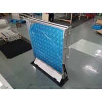 残疾人上车用手动折叠斜坡导板装置(BMWR-201)