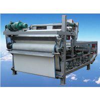 科特环保 橡胶带式真空过滤机 污泥脱水压滤机 带式压滤机价格