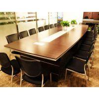 合肥大小型会议桌简约现代洽谈桌定做价格合理