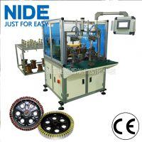 供应全自动双工位轮毂定子绕线机,无刷定转子绕线设备机器