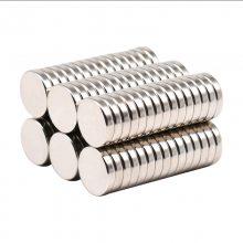 耀恒 厂家订做 钕铁硼强力圆形磁铁 强磁磁铁片 方形磁铁异形规格齐全