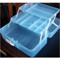 台州注塑模具美术工具箱塑料透明工具箱注射成型模具厂家制造