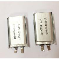 加湿器美容仪医疗设备航模电蚊拍3.7V聚合物锂电池902540/900mah