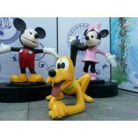 欢域 玻璃钢 迪士尼主题道具出租出售