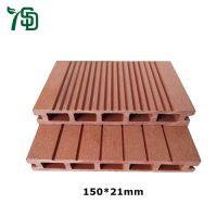 江西抚州塑木150*21塑木地板、空心地板、栈道