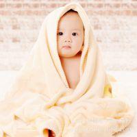 双面绒摇粒绒促销礼品毛巾毯子 法兰绒珊瑚绒儿童毛毯 夏凉被外贸