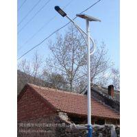 翼城县楷举牌新款LED高杆灯乡村太阳能路灯安装庭院灯生产销售厂家