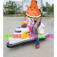 山西忻州广场游乐碰碰车,儿童小飞机碰碰车国庆热销新品。