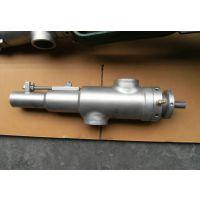 全自动不锈钢蒸汽液体高效液化喷射器