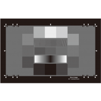 Sine Image动态范围测试卡 噪点SNF参数测试