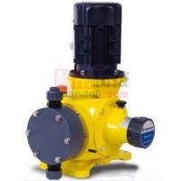 微型隔膜计量泵 米顿罗 机械隔膜计量泵 GB1000PP1MNN