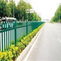 斑纹市政道路护栏 镀锌钢铁护栏 马路隔离栏亚荣星生产