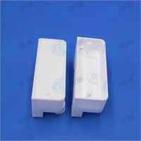 【百年德氟】生产加工定制上下组合件聚四氟乙烯零件 塑料王套件定做
