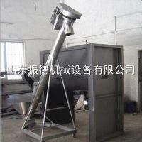 直销 管式绞龙提升机 多功能螺旋输送机 颗粒输送机 振德