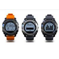 防水多功能GPS户外智能手表海拔气压温度骑行跑步登山心率手环
