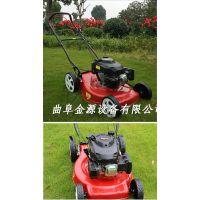性能高效草坪剪草机 单杠四冲程草坪修剪机