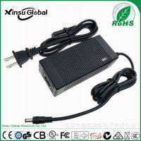 全球安规认证 平衡车代步车站立电动车思维车42V2A锂电池充电器