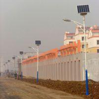 河北灯杆厂家长期低价销售新农村建设定制款LED太阳能路灯