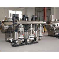 无负压供水设备 二次增压供水设备 不锈钢材质