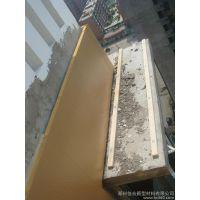 装配式-A级保温金属装饰复合板,产地沈阳,规格20mm~100mm,用途保温装饰,抗压强度>0.2