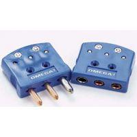 OTP-K-M OTP-T-F 热电偶三插脚标准连接器 Omega