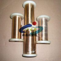 精密铍青铜丝 C17410铍铜线 进口C17300铍青铜线 铍铜丝