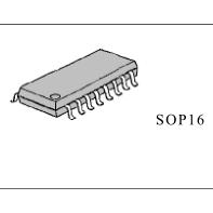 供应点读机信号放大专用电路D2522F
