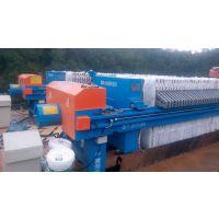 湖州强源工地打桩高效污泥脱水压滤机15968211829 XM400