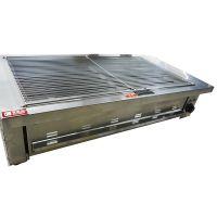 商用家用烧烤设备荟莱厨无烟电热碳盒烧烤炉