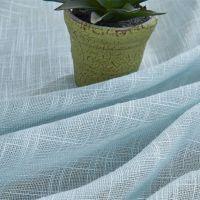 铠纶纱线阻燃涤纶工程窗纱 特丽纶薄纱