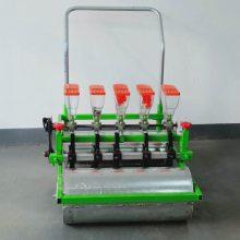 小粒蔬菜可调株距精播机 汽油自走式青菜播种机规格 润众