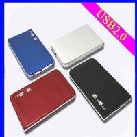 深圳工厂批发移动硬盘250GB 320GB 500GB 1TB 2TB超便宜定制LOGO