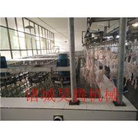 供应大中型宰鸡设备的厂商 诸城昊腾机械