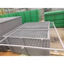 框架护栏网介绍 仓库护栏网 合肥车间钢丝网