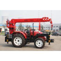 济宁小吊车厂家出售优质3吨拖拉机吊车