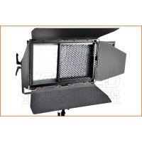 杆控LED影视平板灯电视台演播室指定灯具
