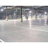 横沥威固混凝土固化地坪 水磨石固化翻新 旧地坪翻新处理
