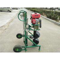 苗圃种植用挖坑机 高效率植树挖坑机