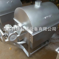 新型 烧煤烧柴炒货机 多功能干果翻炒机 小型炒货机 价格 振德