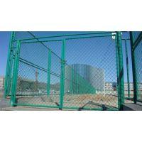贵阳操场围栏网 六米高球场封闭围网 勾花护栏网 菱形弹力防撞网