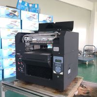 水晶奖牌水晶礼品印字机 直接喷墨式水晶彩印机