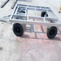 农用拖车 三吨物流台车 工具车 厂家直销 沃利机械