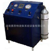赛思特CNG/LNG汽车管路气密性试验装置 阀门气密性试验机
