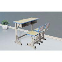 安静的自习室空间,定制哈中信自习室桌椅