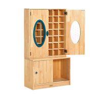 智拓星实木环保幼儿园家具