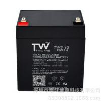 12V5AH蓄电池12v电瓶照明UPS备用电源拉杆音响电池卷闸门卷帘门